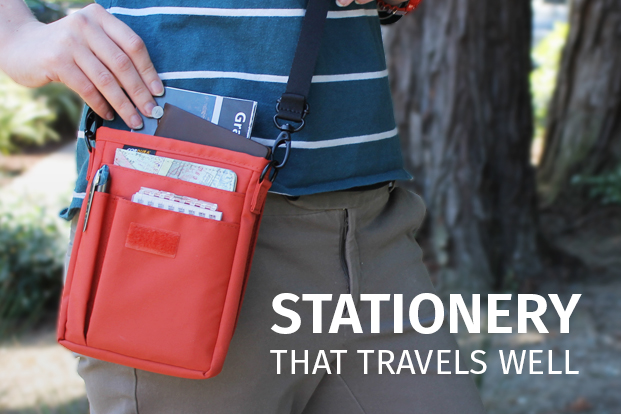 Stationery That Travels Well