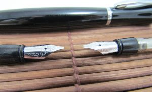 Online Calligraphy Set Pen all Nibs Close Up