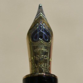 Parker Duofold Fountain Pen Nib