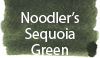 Noodler's Sequoia Green