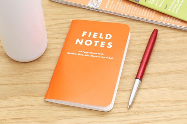 Field Notes Color Cover Memo Book - Expedition Limited Edition