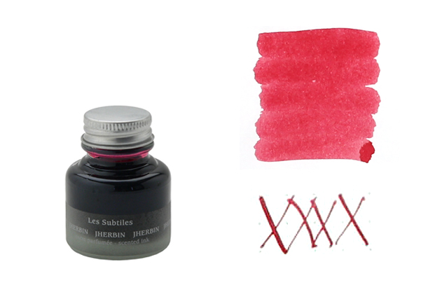 For Love Letters: J. Herbin Scented Rose Red
