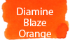 Diamine Blaze Orange