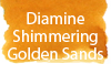 Diamine Shimmering Golden Sands