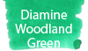 Diamine Woodland Green