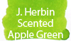 J. Herbin Scented Apple Green