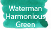 Waterman Harmonious Green