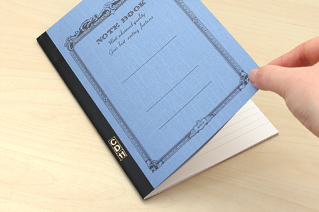 Apica Notebooks are simple, refined, and have excellent paper.