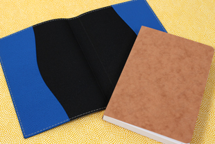 You Can Replace Filled Notebooks And Reuse The Cover