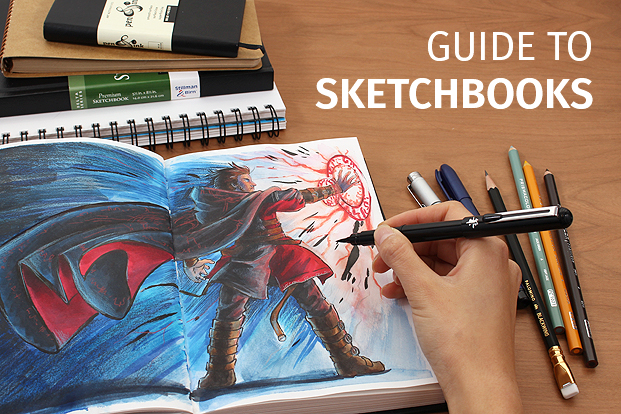 Guide to Sketchbooks