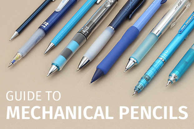 Guide to Mechanical Pencils