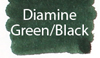 Diamine Green/Black