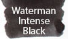 Waterman Intense Black