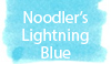 Noodler's Lightening Blue