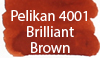 Pelikan 4001 Brilliant Brown