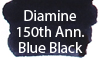 Diamine 150th Anniversary 1864 Blue Black