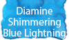 Diamine Shimmering Blue Lightning