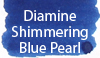 Diamine Shimmering Blue Pearl
