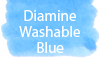 Diamine Washable Blue