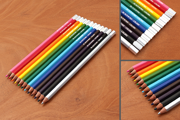 Blackwing Colors Appearance