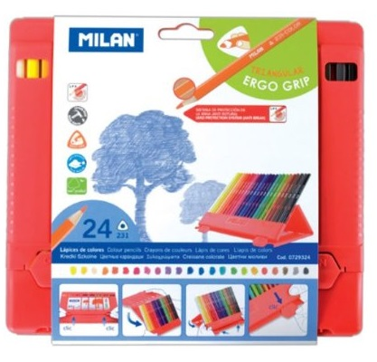 Milan Colored Pencils Review