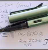 The Great  Fountain fountain pen