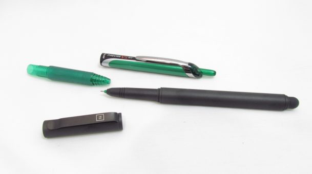 Titanium Pen and Stylus with Multiple Refills by Big Idea Design (Launched on Kickstarter)