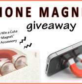 Pen Perks: Phone Magnet Accessory Giveaway