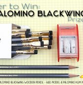 Palomino Blackwing Prize Pack Giveaway