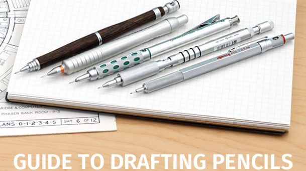 Guide to Drafting Pencils