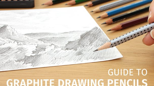 Guide to Graphite Drawing Pencils
