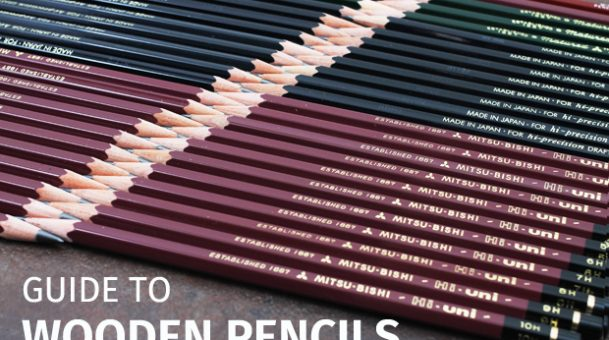 Guide to Wooden Pencils