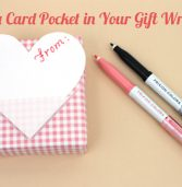 Valentine's Day Gift Wrapping Idea: Put Your Heart In It