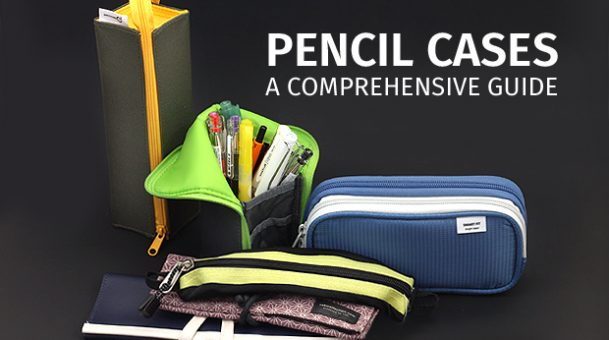 Pencil Cases, Pouches,  Rolls: A Comprehensive Guide