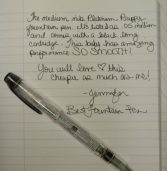 Platinum Preppy Fountain Pen Review