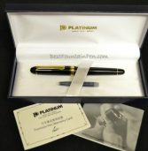 Platinum 3776 Century Music Nib Review