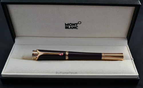 Grace Kelly Montblanc Pen Review