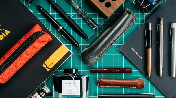 Everything You Need To Start Writing With FountainPens