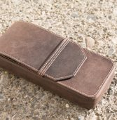 Pen-aphernalia: Franklin-Christoph 3-Pen Leather Pen Case