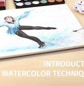 Introduction to Watercolor Techniques