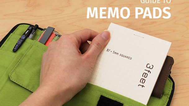 Guide to Memo Pads