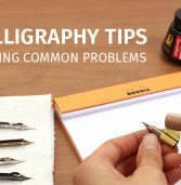 Calligraphy Tips: Solving Common Problems