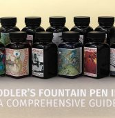 Noodler's Fountain Pen Inks: A Comprehensive Guide