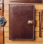 One Star Leather Goods A6 Notebook Cover Review +Giveaway!