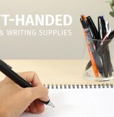 Pens & Writing Supplies For Left-Handers