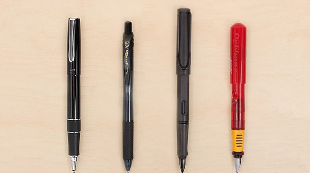 The Guide to Choose The Ergonomic Pens