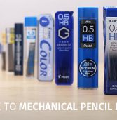Compare To Mechanical Pencil Lead