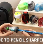 The Guide to Choose Pencil Sharpeners