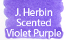 J. Herbin Scented Violet Purple