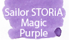 Sailor STORiA Magic Purple